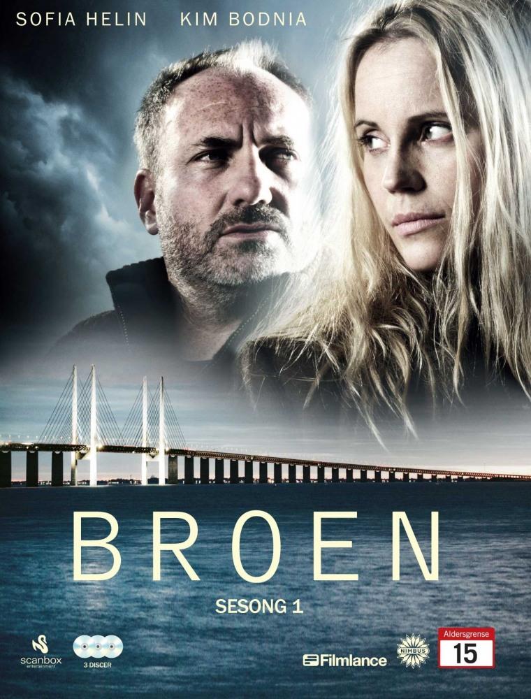 Мост / broen 3 сезон () скачать торрент.