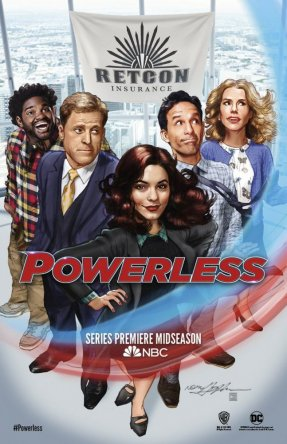 Бессильные / Powerless (Сезон 1) (2017)