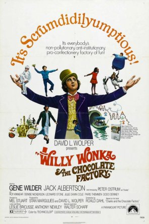 Вилли Вонка и шоколадная фабрика / Willy Wonka & the Chocolate Factory (1971)