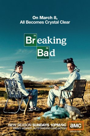 Во все тяжкие / Breaking Bad (2 сезон) (2009)