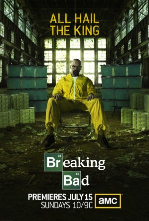 Во все тяжкие / Breaking Bad (5 сезон ч 1) (2012)