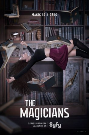 Волшебники / The Magicians (Сезон 1) (2015)