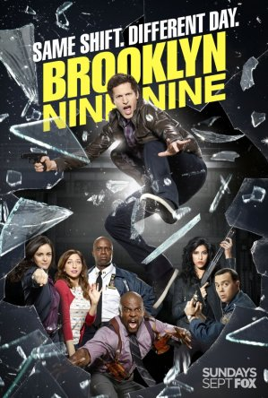 Бруклин 9-9 / Brooklyn Nine-Nine (Сезон 1-2) (2013-2014)