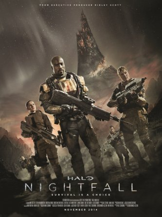 Halo: Сумерки / Halo: Nightfall (Сезон 1) (2014-2015)