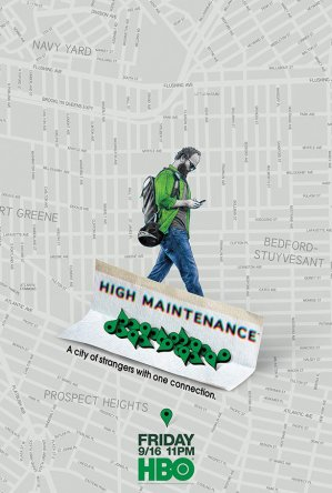 Кайф с доставкой / High Maintenance (Сезон 1-3) (2012-2016)
